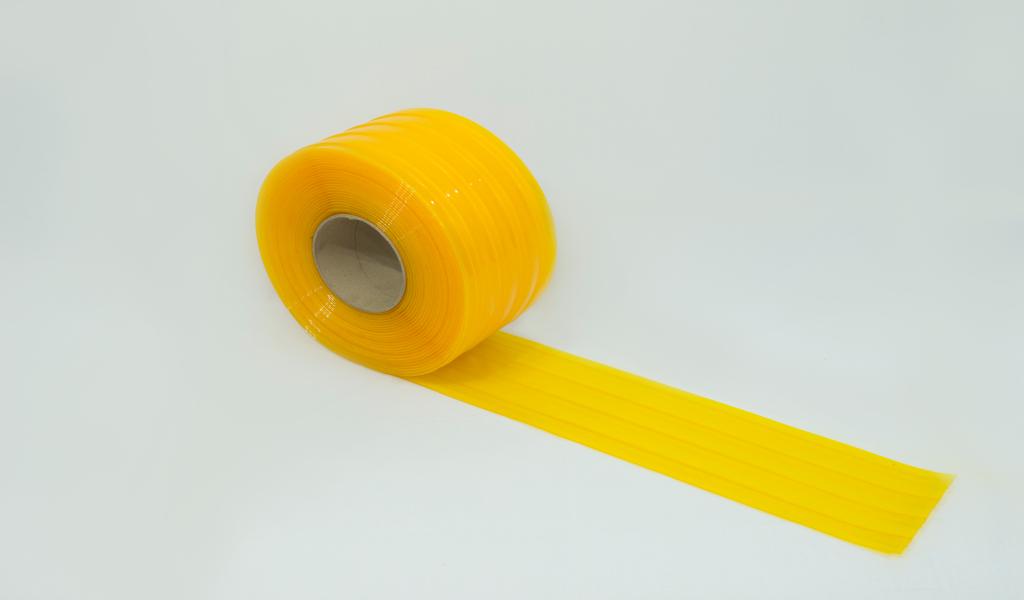 Bobina Estriada Amarela 2