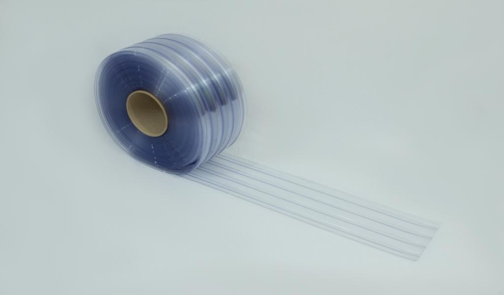 Bobina de PVC estriada Standard