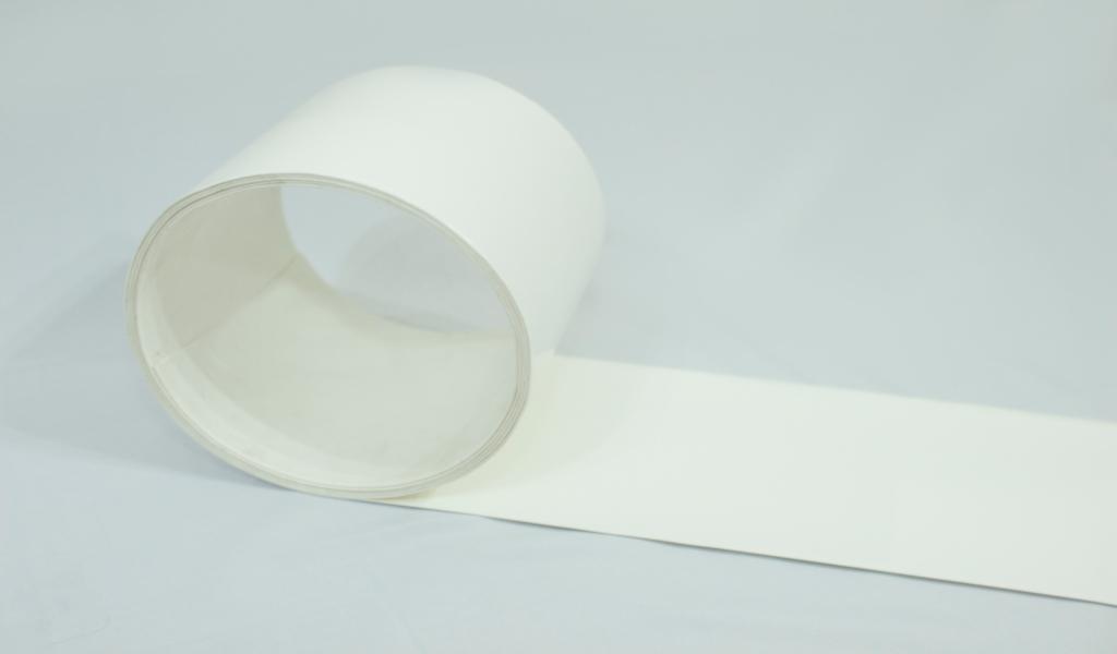 Bobina PVC Branco
